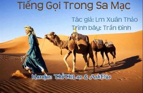 Tiếng Gọi Trong Sa Mạc (Karaoke_Thố ThiLan&Anh Đào)