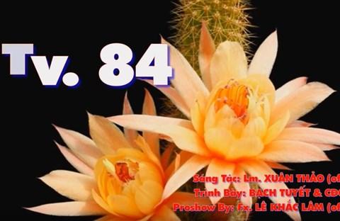 Thánh Vịnh 84 (Karaoke) ĐC Chung MV; CNMV 2B