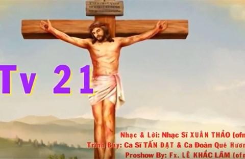 Thánh Vịnh 21 (Karaoke)