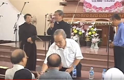Phát biểu của Lm. Nguyễn Duy, Lm. Xuân Thảo và Lm. Ngô Quang Tuyên, nhân giỗ Ns Hùng Lân